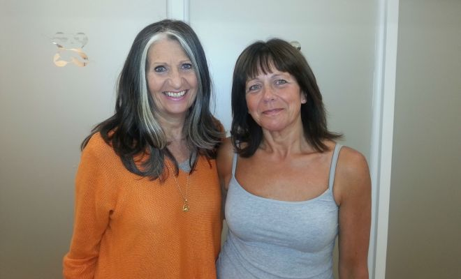 Lynne Robinson & Judy Bertram crop