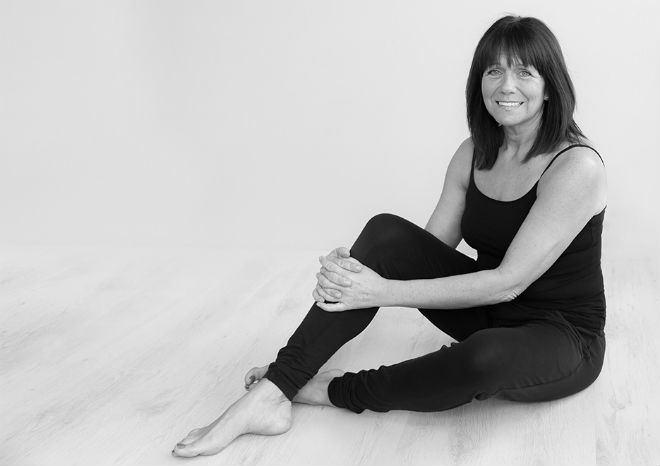 Judy Bertram Pilates Welcome